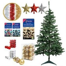 COMPLETE CHRISTMAS TREE PACKAGE